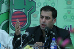 ذوبآهن مدعی قهرمانی جام حذفی است/ از حسینی حمایت میکنیم