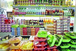 Tehran hosting 3 Intl. fairs on food industries