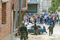 چیچینا میں چرچ پر حملے میں 7 افراد ہلاک