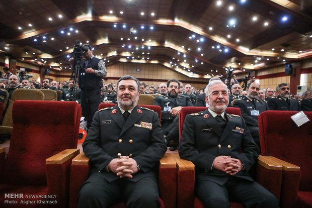 بیست و یکمین همایش سراسری فرماندهان، روسا و مدیران ناجا