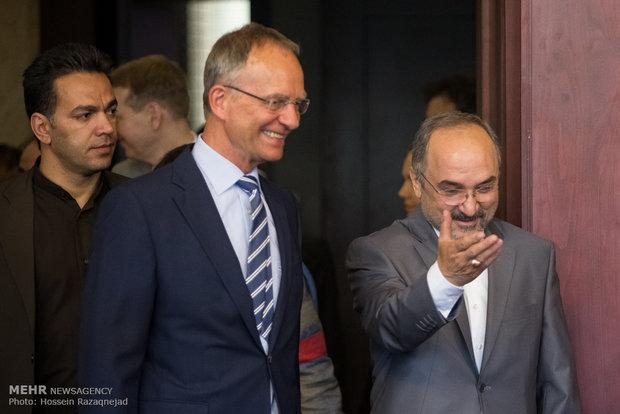 دیدار وزیر اقتصاد، انرژی و کشاورزی هلند با معاون وزیر اقتصاد