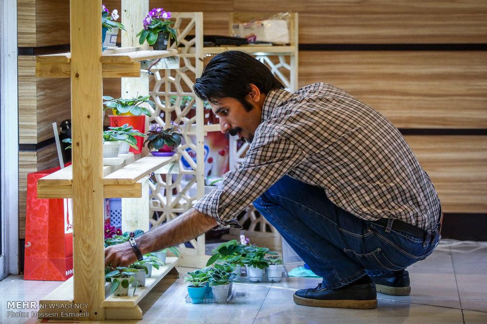 سیزدهمین نمایشگاه بین المللی گل و گیاه