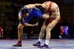 Iran hammers Azerbaijan, India at Freestyle World Cup