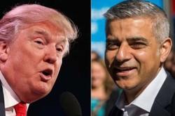 لندن کے میئر نے امریکی صدر ٹرمپ کو فاشسٹ قراردیدیا