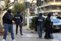اطالوی پولیس کی منشیات فروشوں کے خلاف کارروائی