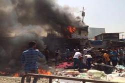عشرات الضحايا في انفجار سيارة مفخخة في مدينة الصدر ببغداد