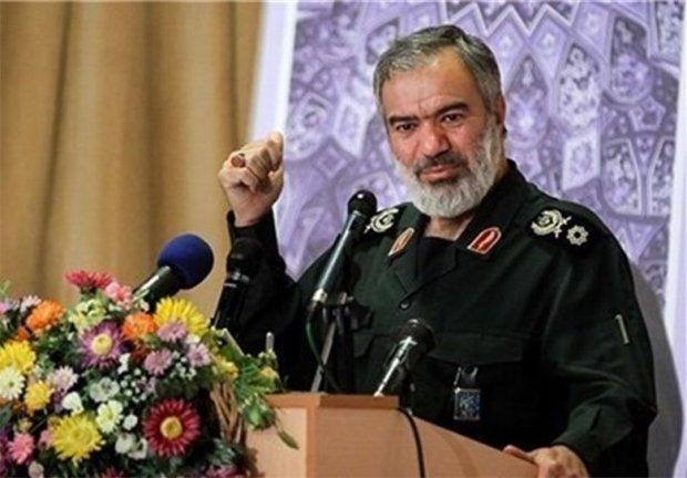العميد فدوي: الصهاينة لا يجرؤون أن يهددوا ايران