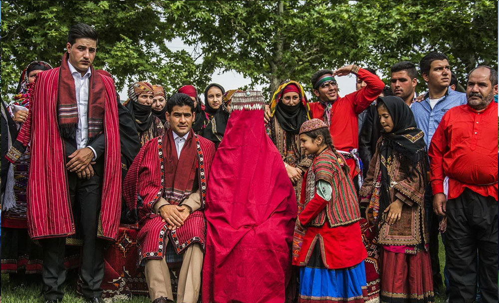 Tehran Times Traditional Wedding Ceremony In Northeastern Iran