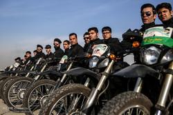 مانور مشترک پلیس و ارگانهای امدادی در زیرکوه اجرا شد