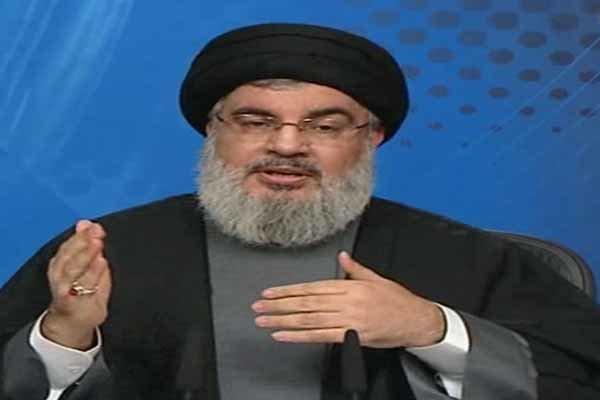 حسن نصرالله:  الشهيد مصطفى بدرالدين كان من قادة حزب الله ومعروفاً بشجاعته وصلابته وذكائه الحاد
