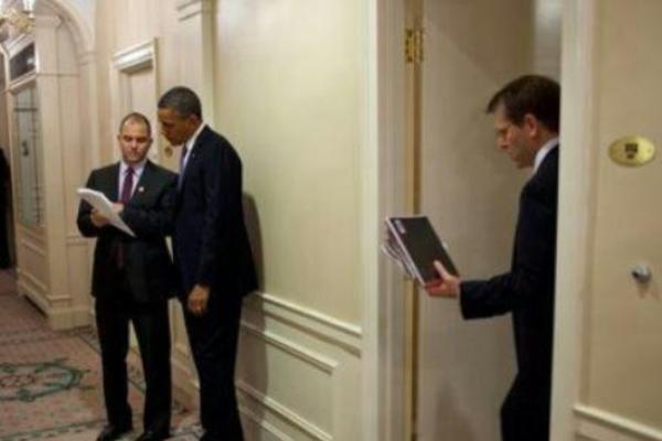 پاگهنده له دژی دهوڵهتی ئۆباما سهبارهت به دانوستانی نهێنی لهگهڵ ئێران