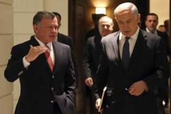 سفر محرمانه مقام امنیتی رژیم صهیونیستی به اردن