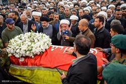 Şehit Mustafa Bedreddin'in cenaze töreni