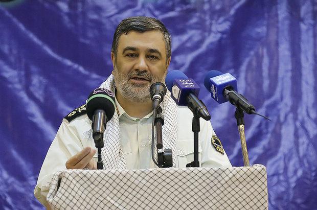 نیروی انتظامی به هیچ جریان و گروه سیاسی وابسته نیست