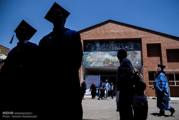 ۳۰۰دانشجوی دانشگاه علوم پزشکی سمنان فارغ التحصیل شدند