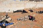 هلاکت ۴۰ عضو داعش در غرب الرمادی عراق