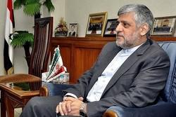 رئوف شیبانی، سفیر ایران در سوریه