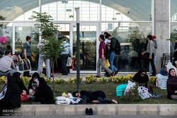 آخرین روز بیست و نهمین نمایشگاه بین المللی کتاب تهران