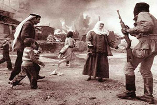تضامن وتعاطف مع الشعب الفلسطيني بمناسبة ذكرى النكبة