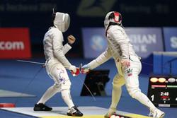 Abedini beats Gu, qualifies for quarterfinals