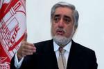 «عبدالله عبدالله» پیروزی روحانی را تبریک گفت