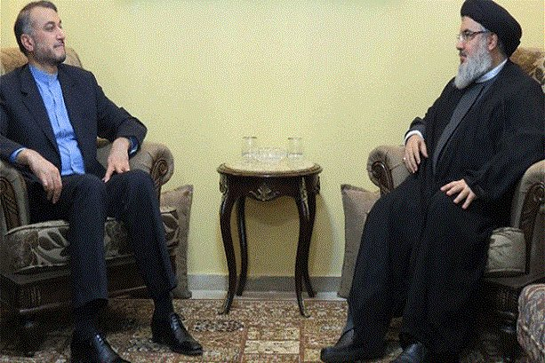 Nasrallah hails Iran's efforts for reaching political solutions to regional crises