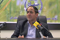 محمدرضا طلایی ، رئیس سازمان جهاد کشاورزی قم