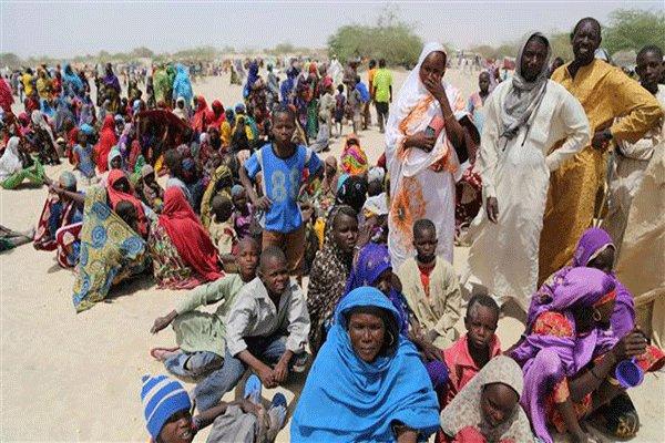 فقر و قحطی در آفریقا