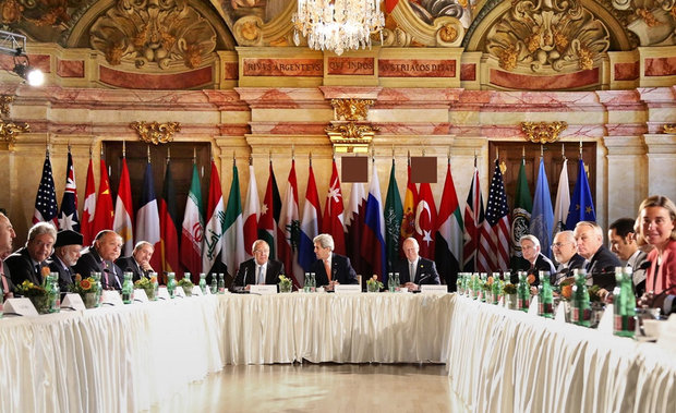 International Syria Support Group meets in Vienna