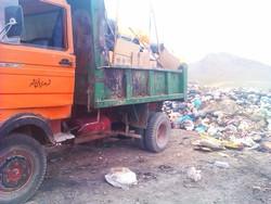 زباله فرخ شهر