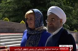ایران اور یورپ کے درمیان رابطہ کے سلسلے میں کروشیا کی اہمیت