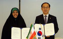 iran-south korea