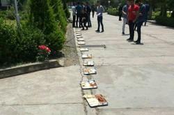 کیفیت غذای دانشجویی به ته دیگ خورد/ اعتراض دانشجویان چند دانشگاه