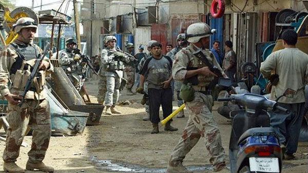بغداد کے صدر سٹی میں بم دھماکوں ميں ملوث  دہشت گرد گرفتار