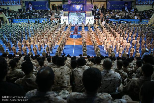 نهمین جشنواره جوان سرباز نیروهای مسلح برگزار میشود