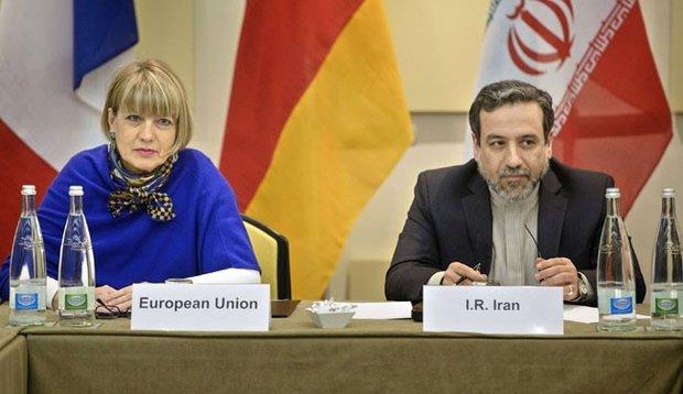 إنعقاد اول اجتماع لوزراء خارجية ايران والدول الست بعد الاتفاق النووي