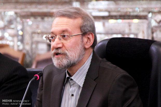 Larijani calls for full benefits of JCPOA