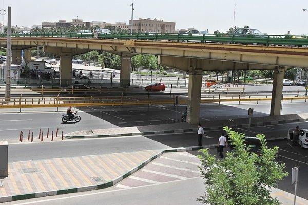اعلام مسیرهای جایگزین در طرح جمع آوری پل گیشا,
