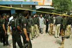 پاکستانی سکیورٹی فورسز نے موٹر سائیکل میں نصب بم ناکارہ بنادیا