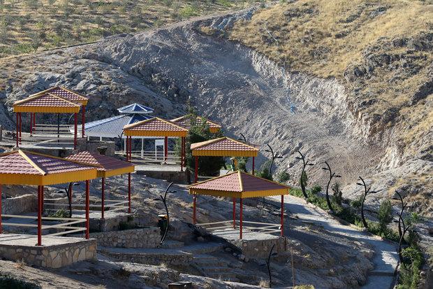 ایجاد زیرساخت های خدماتی در منطقه هفت حوض برای حضور گردشگران