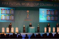 قرعه کشی جام جهانی فوتسال