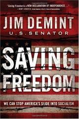 انتشار کتاب «نجات آزادی»/ تغییر نظام امریکا از لیبرالیسم به سوسیالیسم