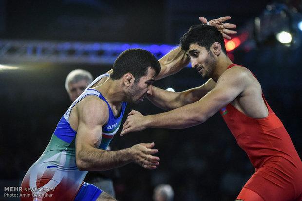جام جهانی کشتی فرنگی در شیراز