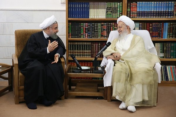 Rouhani boasts security of Iran in ME