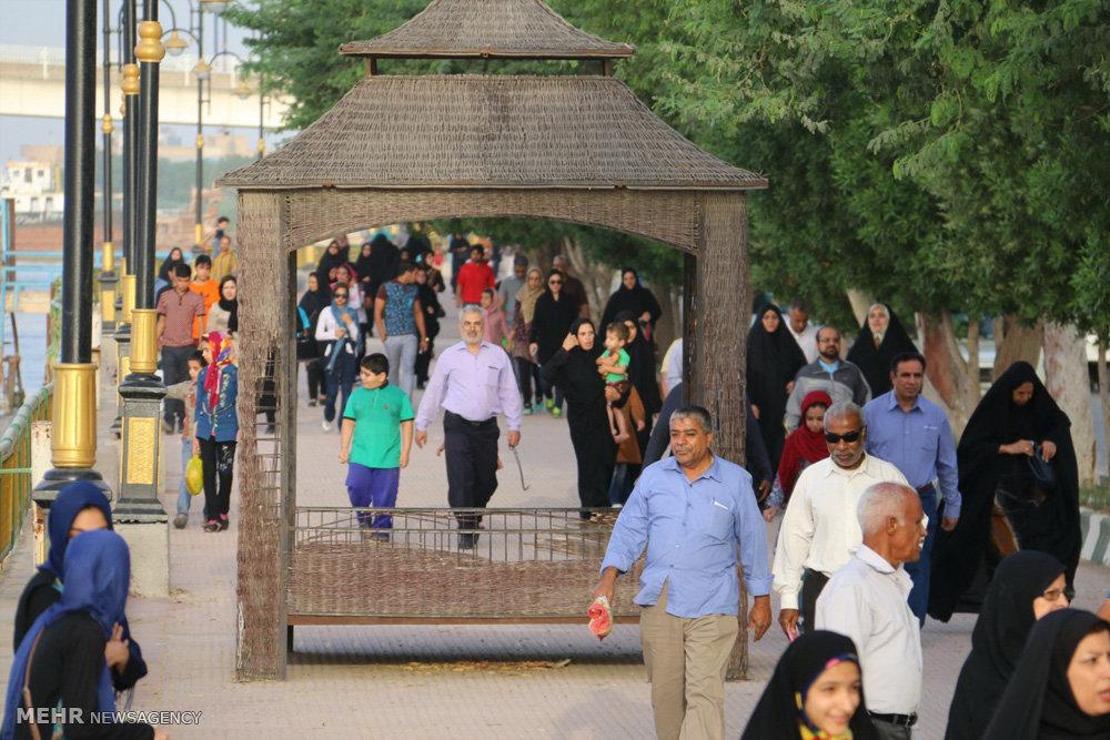همایش پیاده روی خانوادگی در خرمشهر