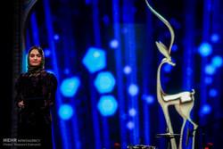 اختتامیه پنجمین جشنواره فیلم سبز با حضور محمدجواد ظریف وزیر امور خارجه و معصومه ابتکار رئیس سازمان محیط زیست