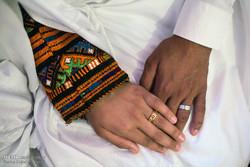 مراسم ازدواج فعالان اردوی جهادی در مناطق محروم کرمان