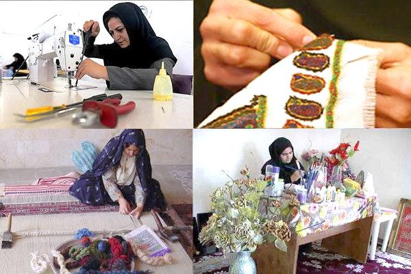 خودکفایی ۵۰ خانوار بهزیستی دزفول با تولید صنایع دستی