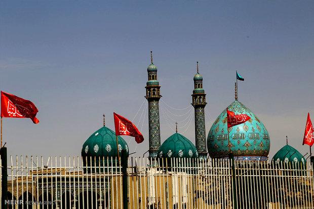 Jamkaran Mosque in 15 Sha'ban festivities
