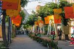جشنواره آذینبندی جشنهای نیمه شعبان برگزار میشود